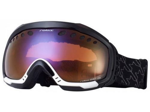 4b3cd75ed Lyžiarske okuliare Relax Bondy